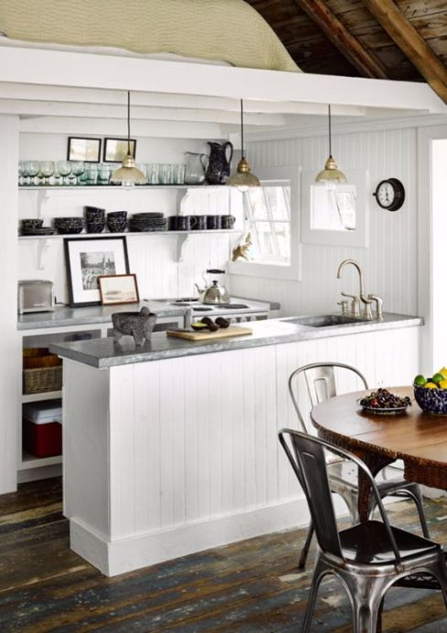 wharf house kitchen
