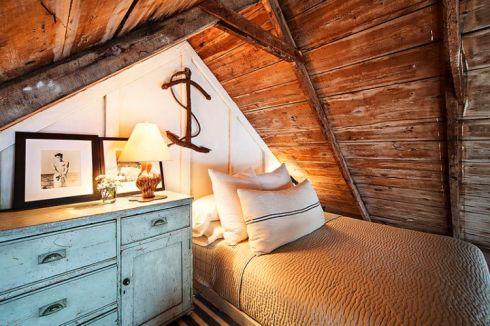 wharf house loft