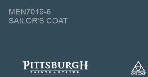 sailor's coat