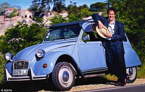 monty don's car